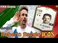 Review FO4 - Roberto Baggio ICON : Trùm sút xa là đây   (By Hưng Zenda)