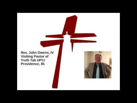 Rev. John Owens  Being Converted  12142016