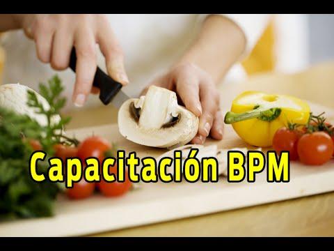 Capacitacion bpm manipulacion de alimentos narrado Buenas practicas de manipulacion de alimentos