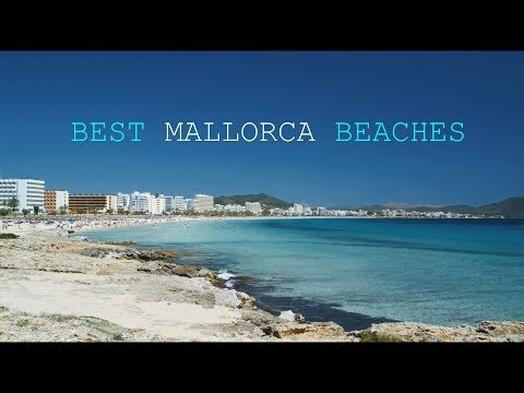 Best beaches of Mallorca, Spain