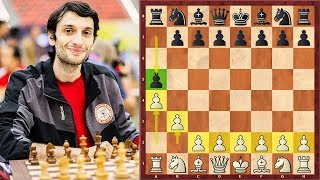 The Craziest Game Of 2018 Batumi Chess Olympiad