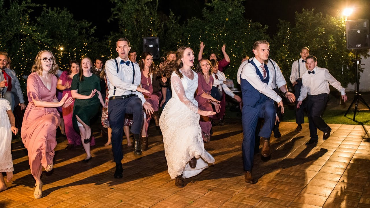 Hochzeit flashmob
