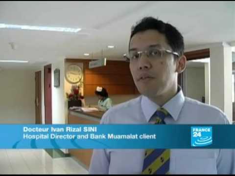 In Jakarta, financial help comes via Islam