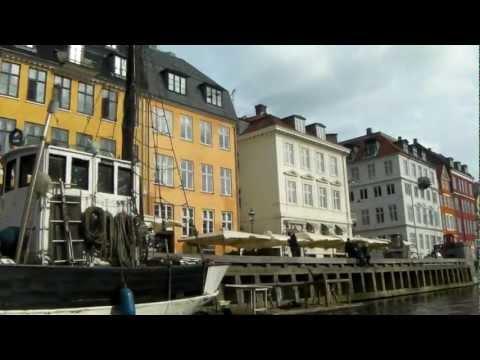 Harbour & canal trip in Copenhagen/København, Denmark, 1/3