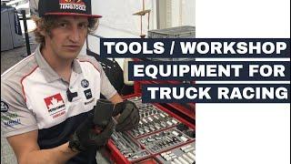 Tools / Workshop Equipment for Truck Racing - Teng Tools