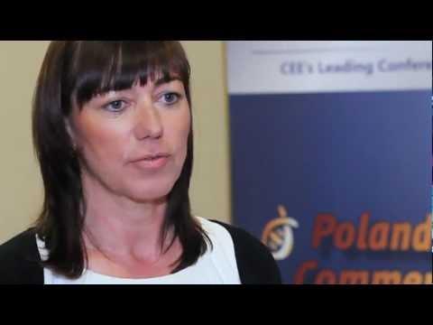 Aleksandra Paczkowska, Prezes Polskiej Grupy Farmaceutycznej podczas Poland Pharma Commerce Forum
