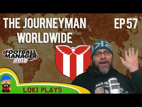 FM18 - Journeyman Worldwide - EP57 - River Plate Uruguay - Football Manager 2018