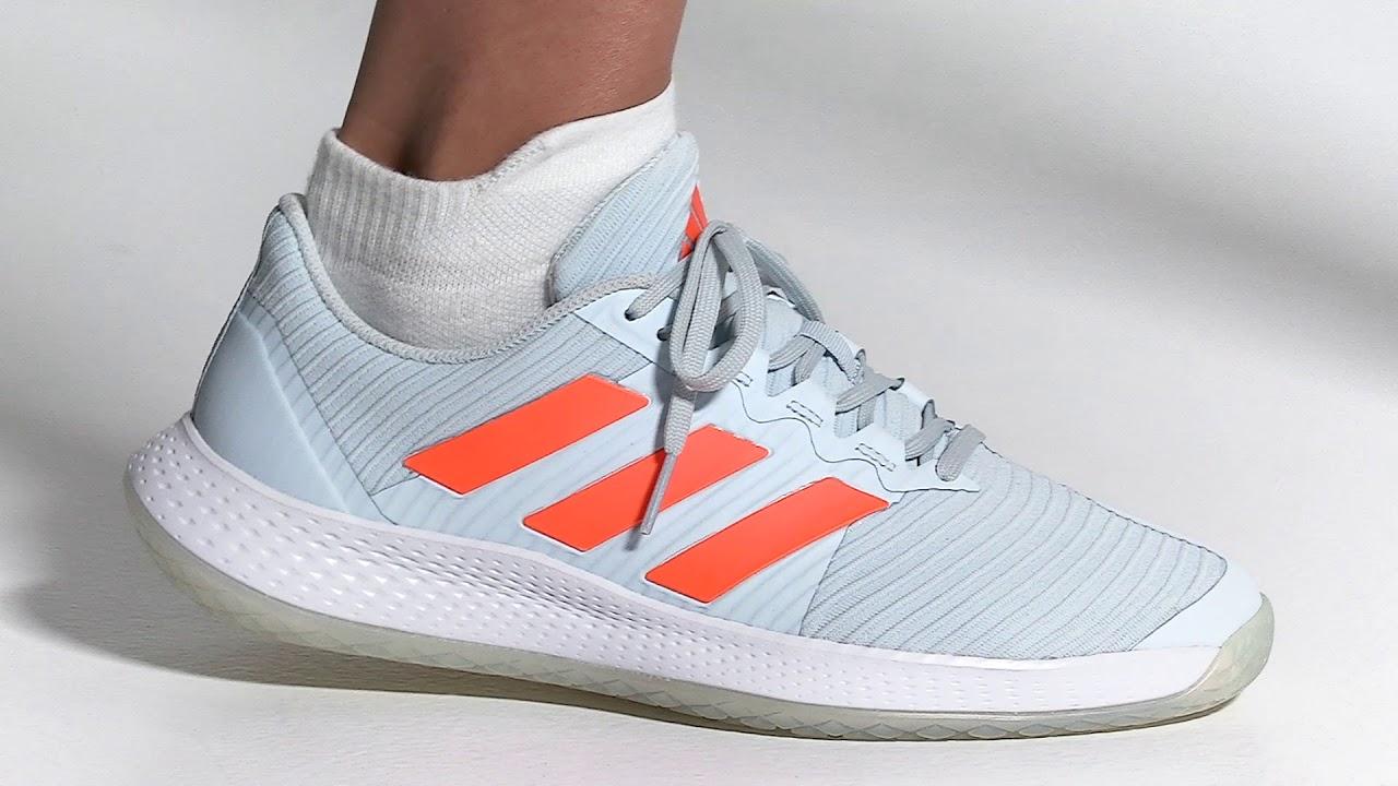 chaussure handball adidas femme
