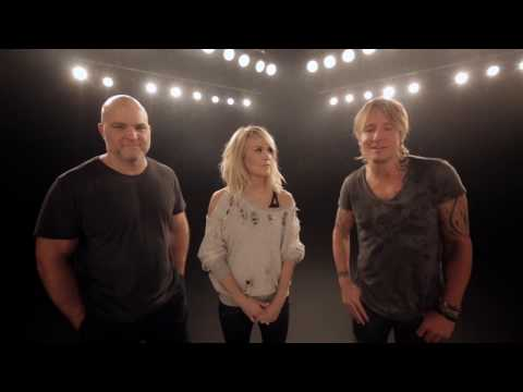 "Keith Urban - Behind the Music Video: ""The Fighter"" featuring Carrie Underwood"