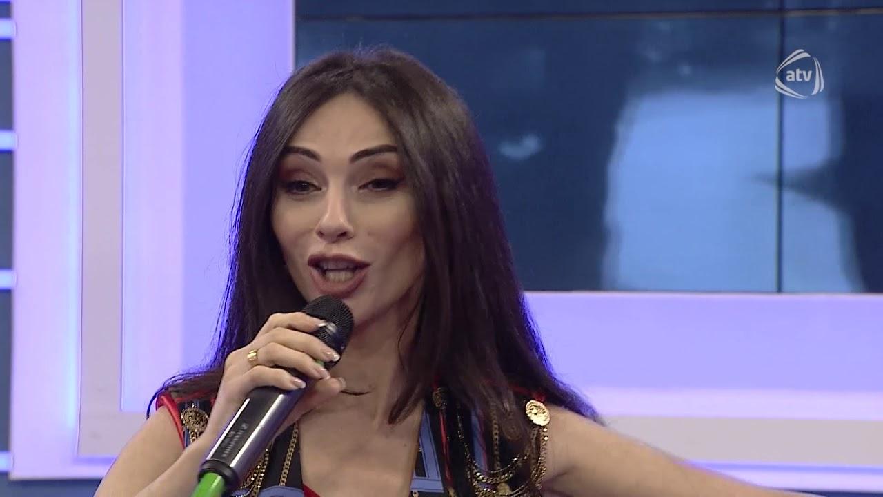 Manana Caparidze - Qüdrətlidir bizim Qafqaz (BizimləSən)