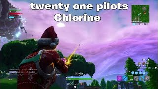 Fortnite Montage - twenty one pilots -Chlorine