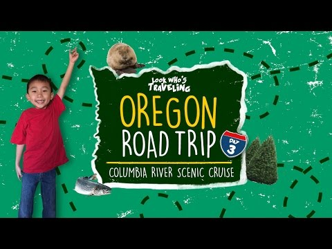 Columbia River Cruise & Mt Hood Adventure Park (Things to do in Oregon): Look Who's Traveling