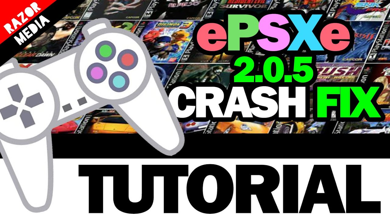 EPSXE 2 0 5 CRASH FIX FOR WINDOWS 10 (works)