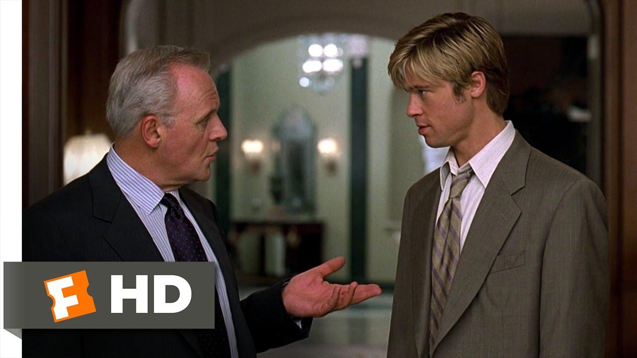 Download Meet Joe Black (1998) - Bill Introduces Joe Scene (4/10) | Movieclips