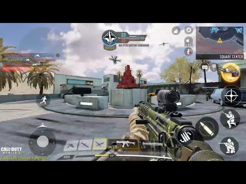 CALL OF DUTY MOBILE INDONESIA : MODE TEAM DEATHMATCH (FPS/FPP) from YouTube · Duration:  7 minutes 51 seconds