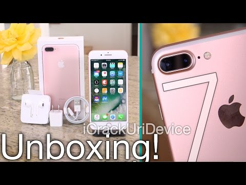 Thumbnail: iPhone 7 Plus: Unboxing and Review! (Hands-On)