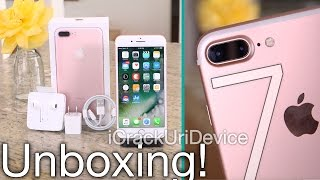 iPhone 7 Plus: Unboxing and Review! (Hands-On)