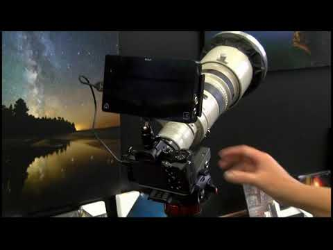 IMAX hires Marquette Photographer to capture solar eclispe