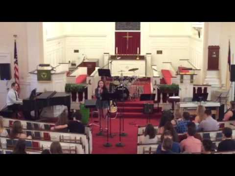 Riptide - performed by Maggie O'Donnell - MRHS Senior Arts Night 5/26/2016