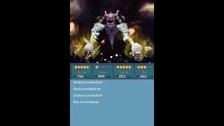 Final Fantasy - The 4 Heroes of Light - Final Boss Chaos Nv99 (NO DEATH)