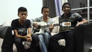 Black ft Malique - Teman Pengganti (Acoustic Cover Syahriz, Aqhiar, Aiman)