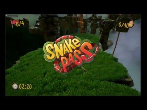 Snake Pass - Old Gameplay Trailer
