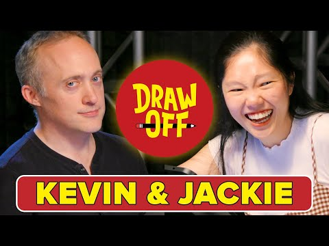 10 Minutes Of Jackie Roasting Kevin  Draw-Off