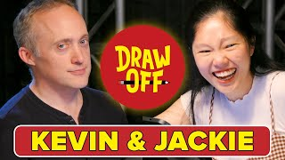 10 Minutes Of Jackie Roasting Kevin • Draw-Off