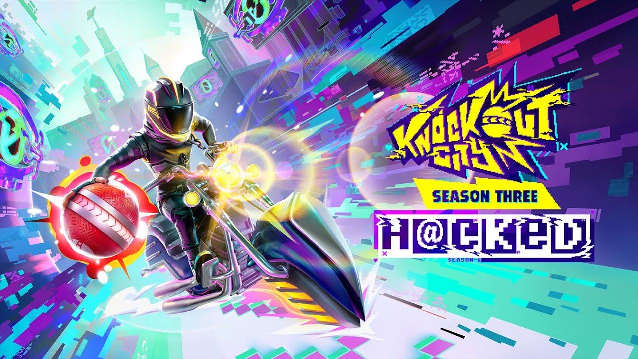 Knockout City Season 3: H@cKeD Launch Trailer - Knockout City