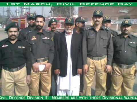 Civil Defence Faisalabad .wmv