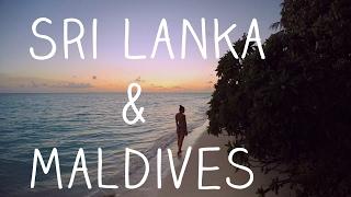 Sri Lanka & Maldives Travel Adventure | GoPro Hero 4 Black