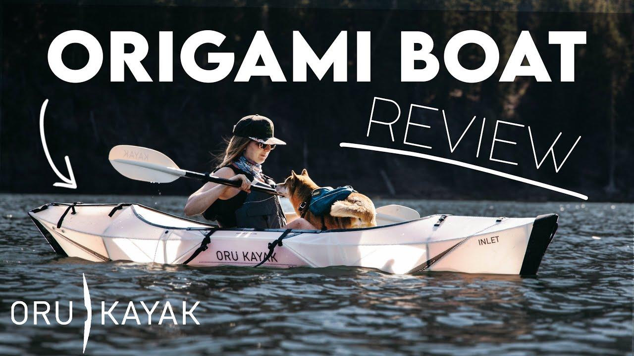 Download Oru Kayak INLET // Folding Boat Review