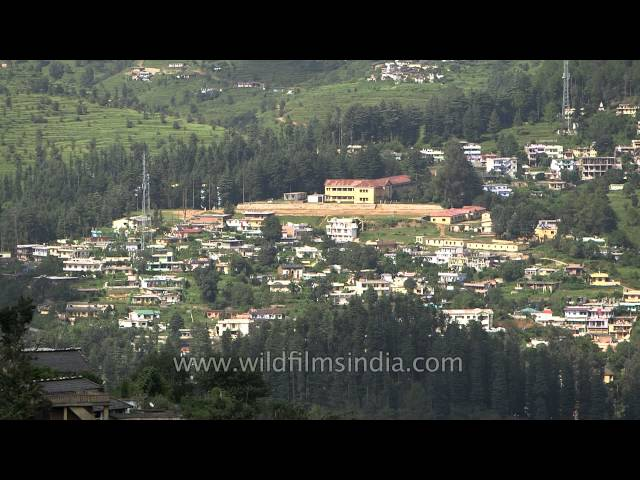 Lohaghat, a new urban center developing in Kumaon Travel Video
