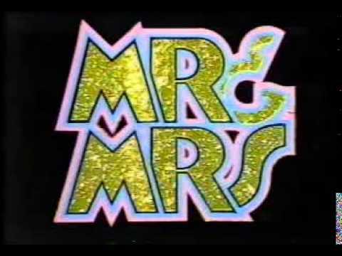 Mr & Mrs Theme