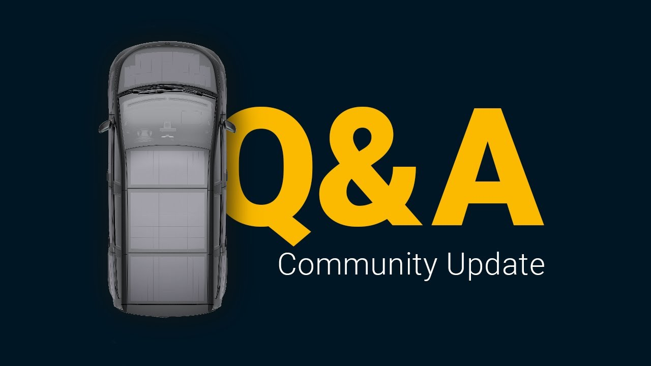 Community Update: Battery, Q&A and more   Sono Motors
