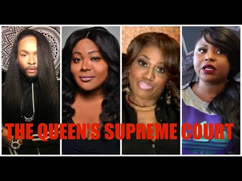 The Queen's Supreme Court | Lil Mo & Shekinah Guest Judges | Gag Order