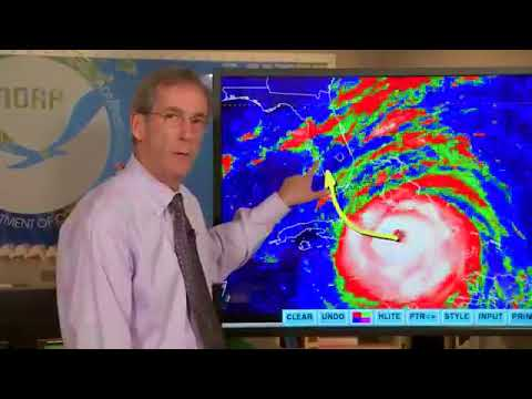 HURRICANE IRMA UPDATE: Ed Rappaport, NOAA NWS National Hurricane Center,provides the latest updates