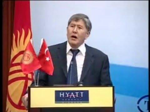 Almazbek Atambayev: Konstantinopolis ve İznik fetihleri