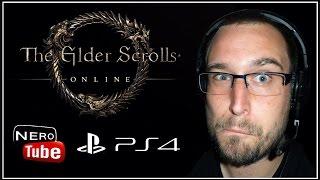[The Elder Scrolls Online] - Ep 01 - Création de personnage [FR] [PS4]