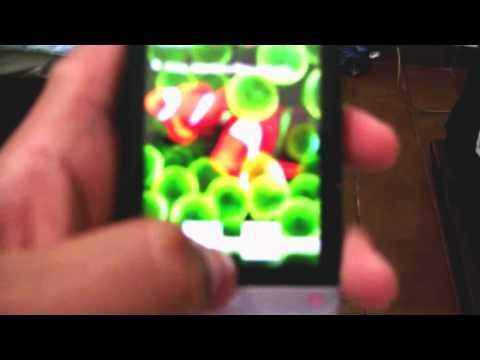 Junior Reviews #02 - Nokia C5-03 Interface do iPhone [BR/EUA]