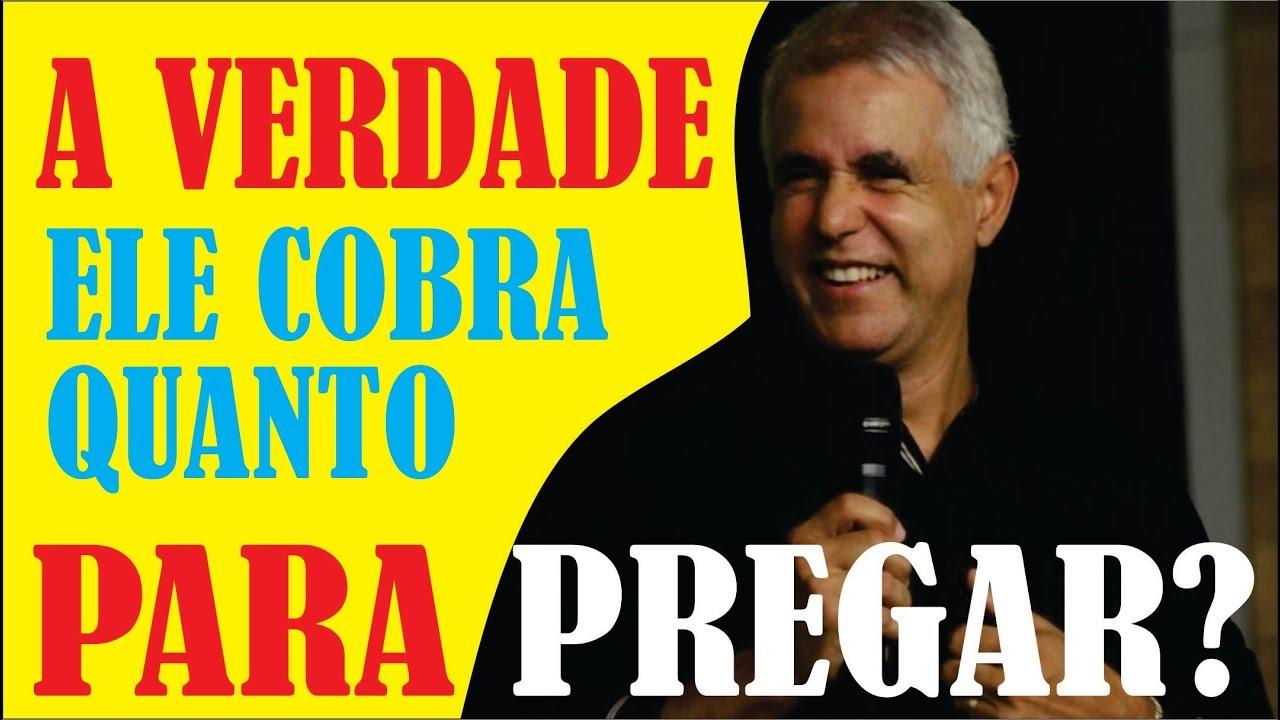 A verdade vem a tona, QUANTO O PASTOR CLAUDIO DUARTE COBRA PARA PREGAR, #Claudio Duarte
