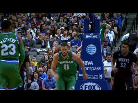 Dallas Mavericks Top 10 Plays of the 2015-2016 Season