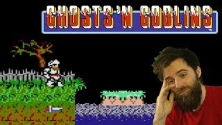 Extraordinarily Hard Games [#04] - Ghosts 'n Goblins
