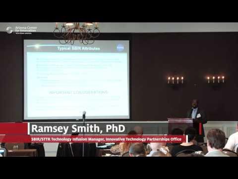National Aeronautics and Space Administration (NASA): Ramsey Smith PhD