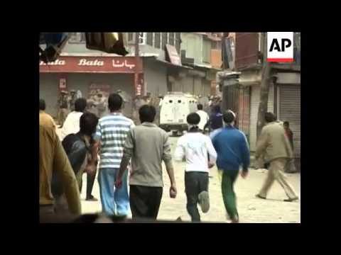 Protesters march about deaths of two young women, clashes with police