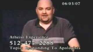 95% of Christians have no idea what it says in the Bible - The Atheist Experience part 1/2