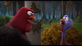 Free Birds | Official Trailer (2013)