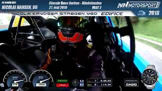 Classic Race Aarhus 2018 - DTC - Heat 2 fra Nicolai Hansens bil #96