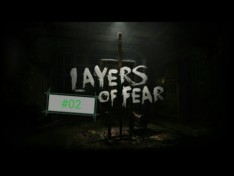 kev schläft fast  | Layers of Fear |#02 |(Ger)