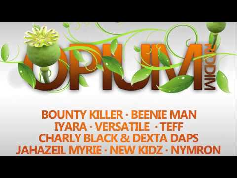 Opium Riddim/Instrumental/Version ●PayDay Music Group● Dancehall 2015